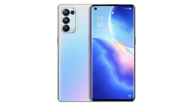 Oppo Reno5 Pro + 5G smartphone
