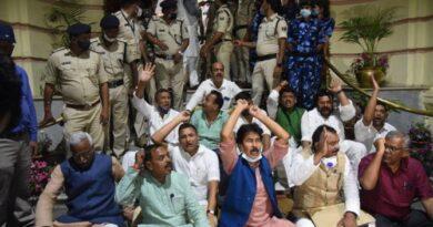 CM Nitish sacked