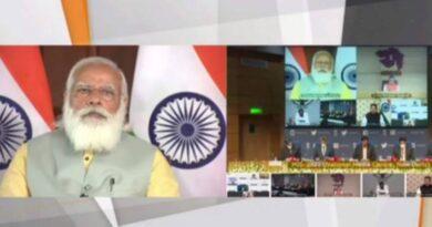PM Modi Inaugurated