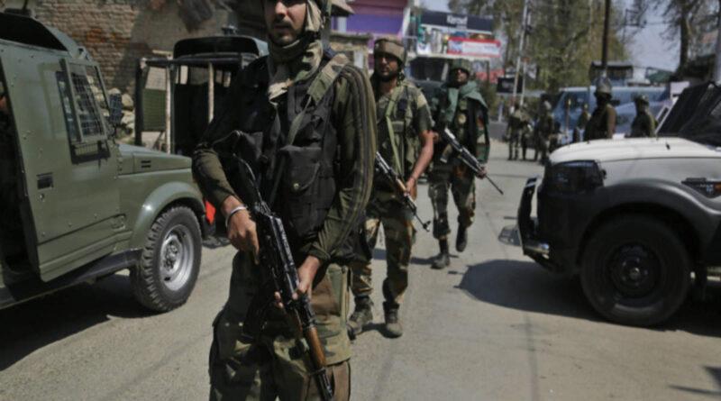 Encounter in South Kashmir