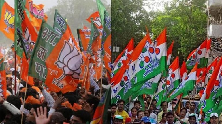 TMC and BJP both