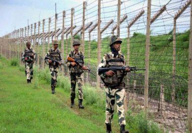 Ceasefire on Border: