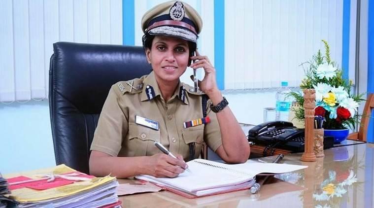 First woman DGP of Kerala