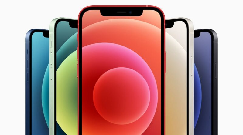 IPhone 12 smartphone