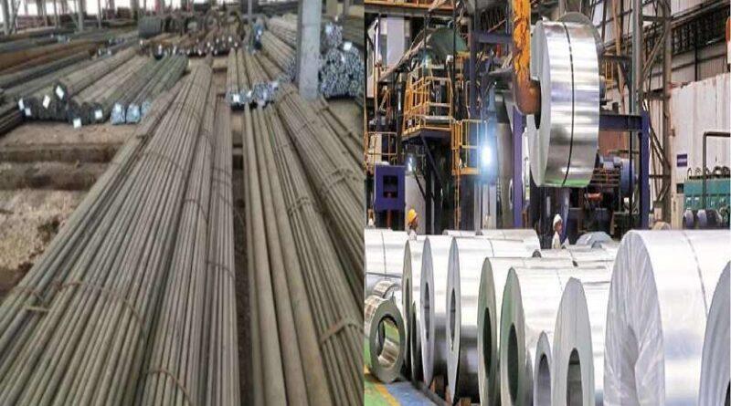 Iron & steel prices rise