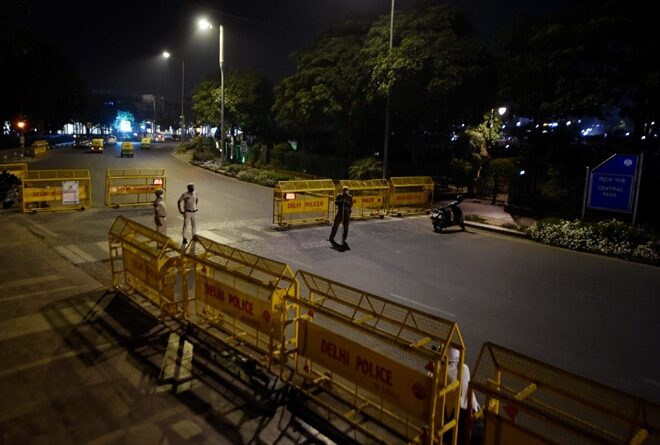 Lockdown and Night Curfew