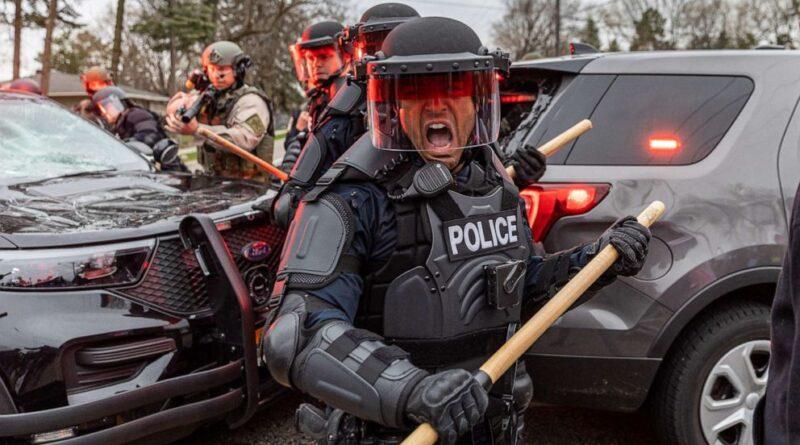 Minnesota police shot