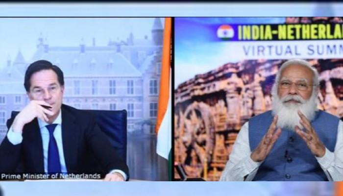 PM Modi held virtual summit