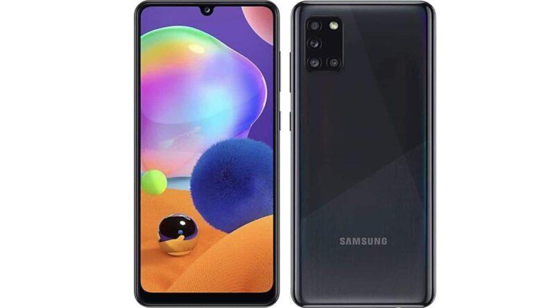 Samsung Galaxy A31 becomes