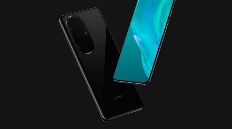 Huawei P50 picture leaked