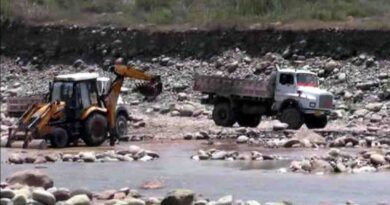Illegal mining in Jammu: