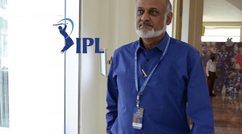 IPL chairman Brajesh Patel