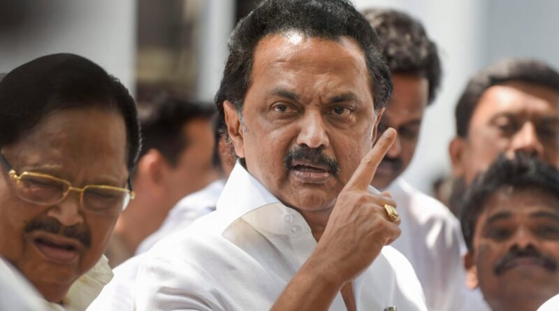 DMK chief will announce