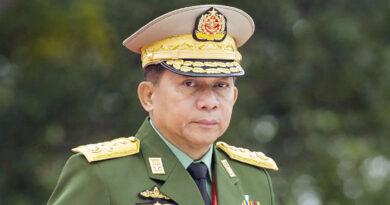 Myanmar on the return