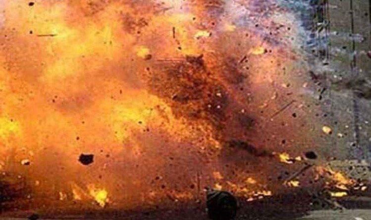 Parcel bombings in Myanmar