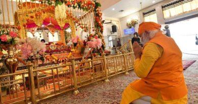 Guru Tegh Bahadur's sacrifice