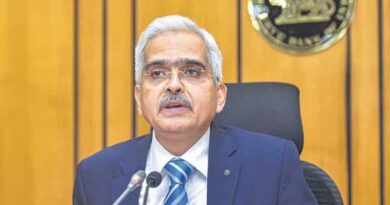 RBI Governor Shaktikant Kant Das