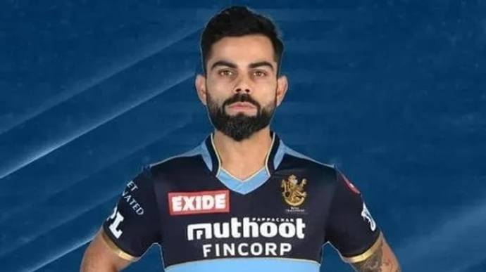 RCB to play in blue jersey