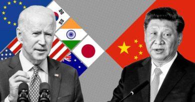 China said - America