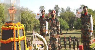 Vijay Mashal of Army reached