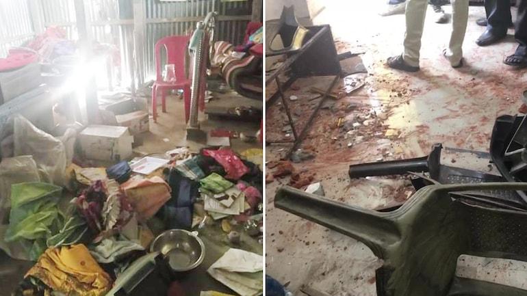 West Bengal Violence: