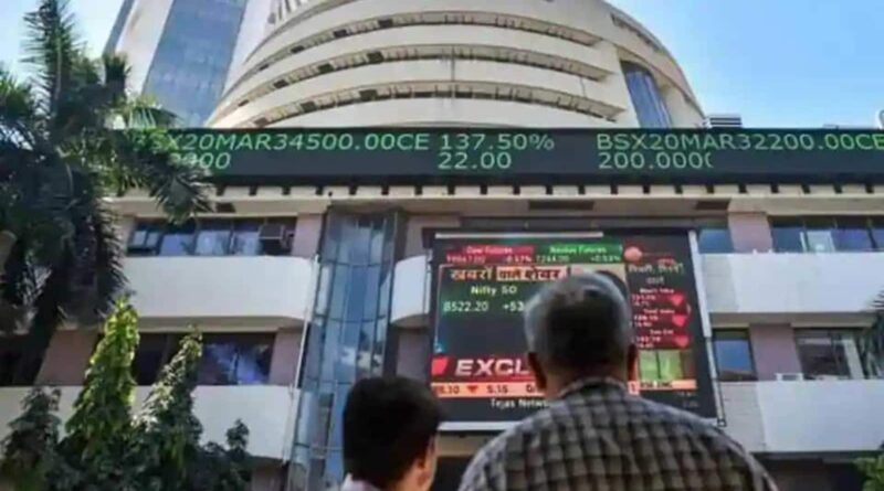 BSE Sensex opened