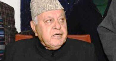Dr Farooq Abdullah condoles