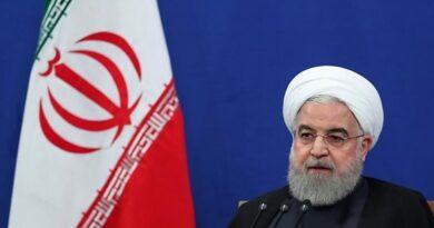 Iran said: