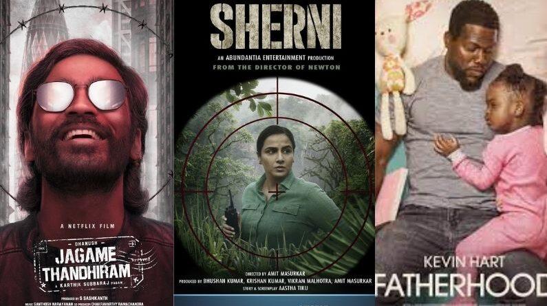 Upcoming Movies & Web Series: