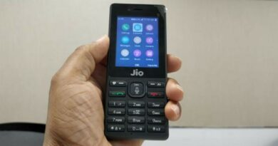 The most affordable JioPhone