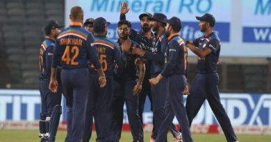 Team India was announced