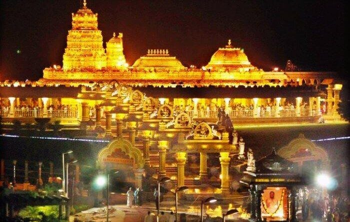 Tirupati Temple In Jammu: