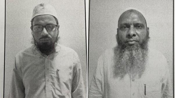 Umar Gautam and Jahangir Qasmi