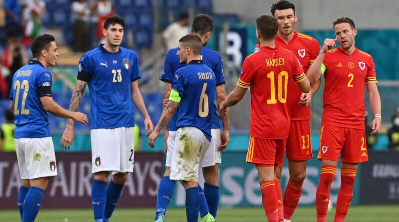 Italy and Wales make