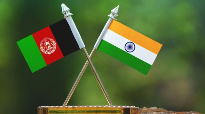 India and Afghanistan relation
