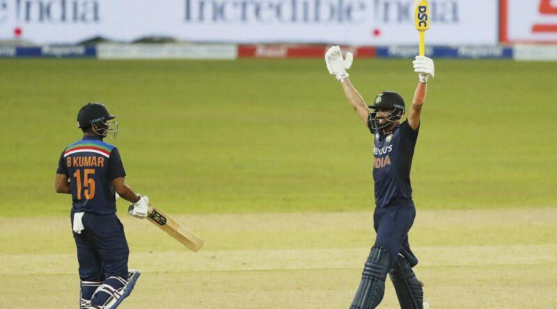 Ind vs SL ODI Series