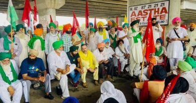 Farmers to protest at