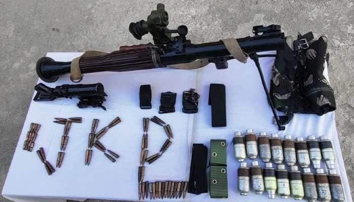 Hizbul terrorist arrested