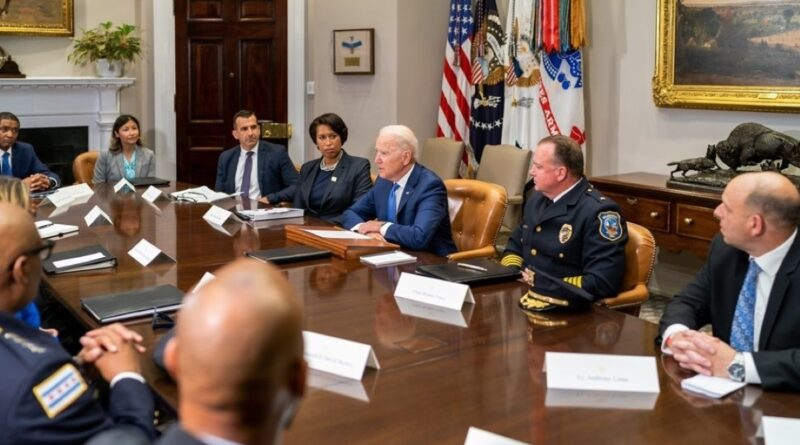 President Joe Biden held