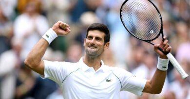 Novak Djokovic registers victory