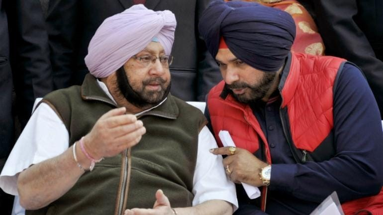 the command of Congress Punjab