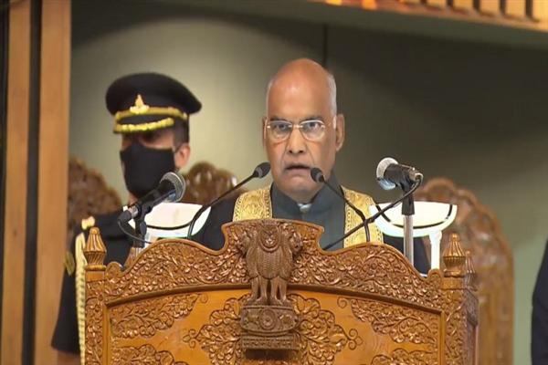 President Ram Nath