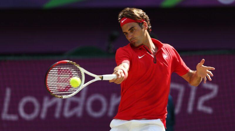 Roger Federer will