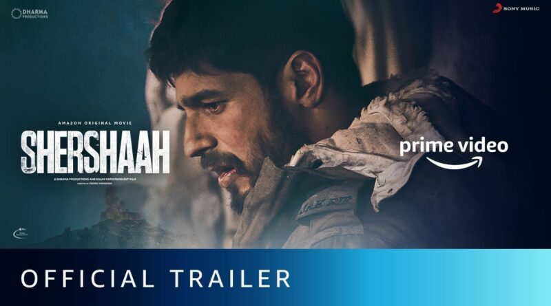 Shershaah Trailer Launch:
