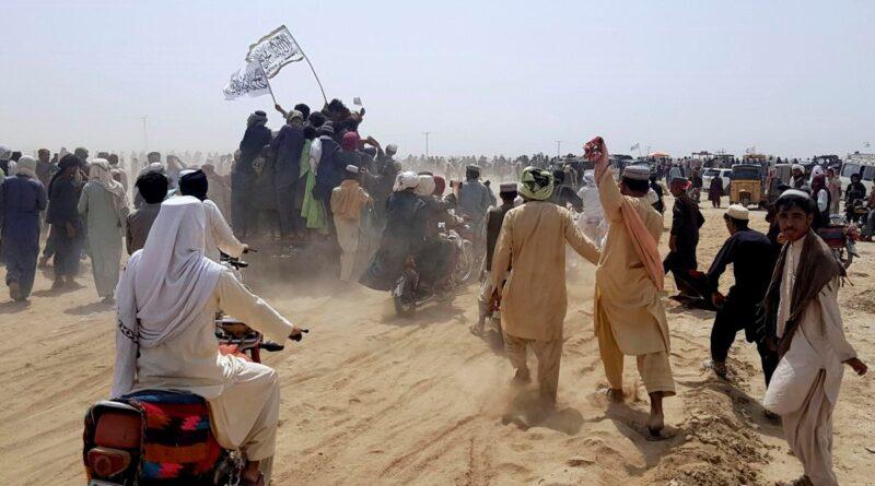 Mass massacre in Spin Boldak