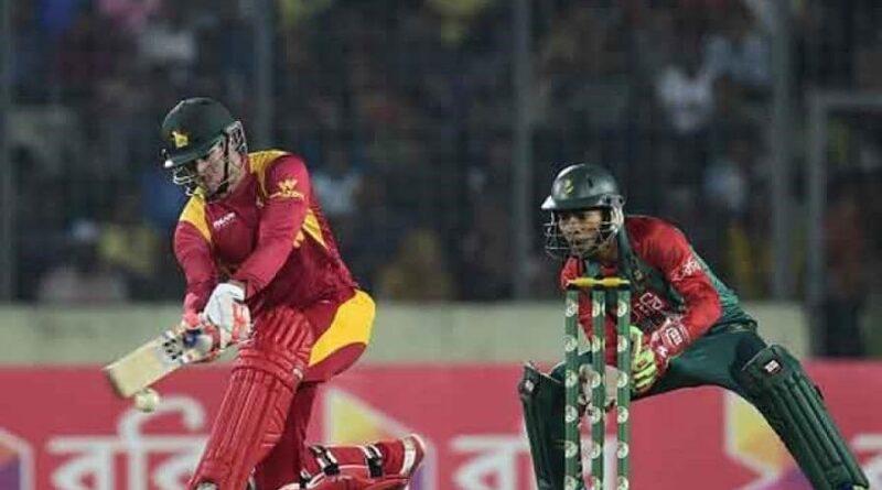 Zimbabwe beat Bangladesh