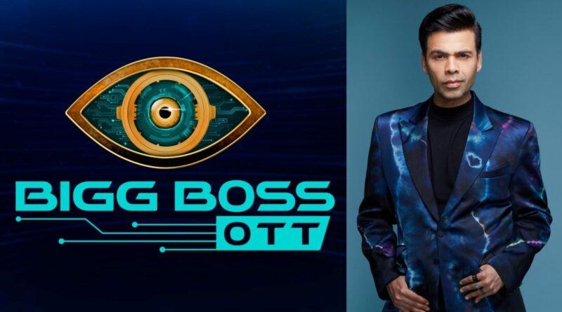 Bigg Boss OTT is starting