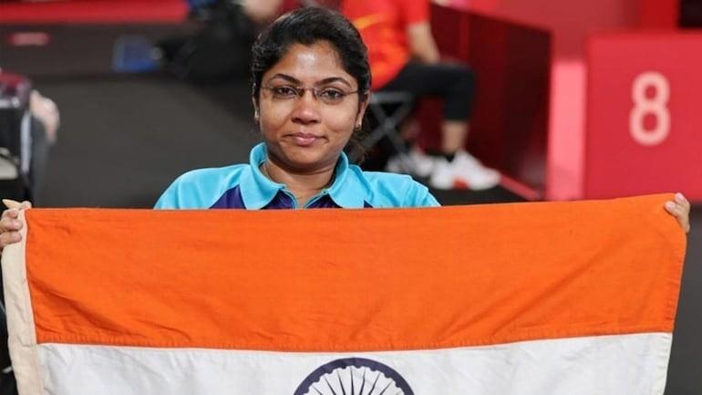 Bhavina Patel won