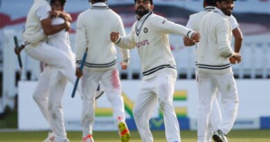 India won the Lord's Test
