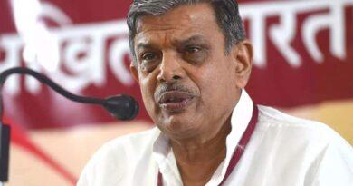 RSS Sehkaryavah Dattatreya Hosbale